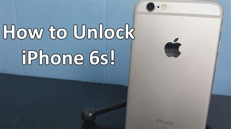 how to unlock iphone how to unlock iphone 6s 6s plus with any gsm carrier