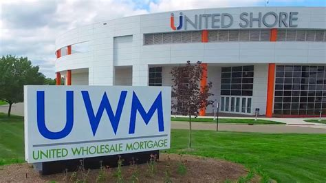 united wholesale mortgage bets  continued growth