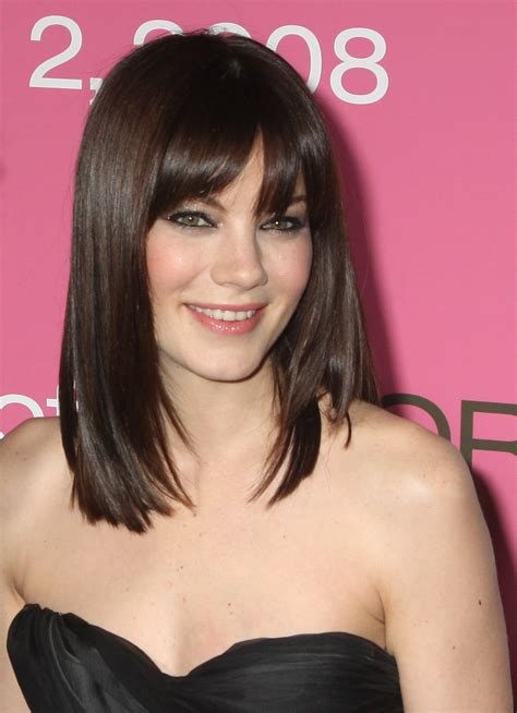 Length Hairstyles With Bangs by Shoulder Length Hairstyles Beautiful Hairstyles