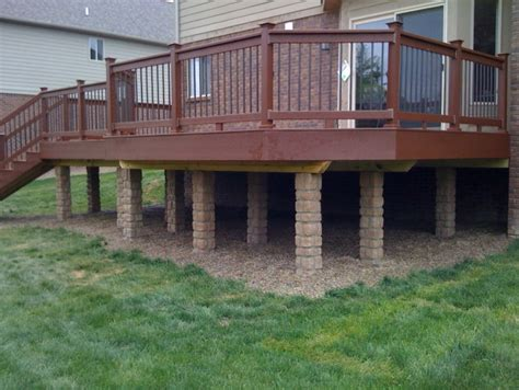 deck skirting ideas home design ideas