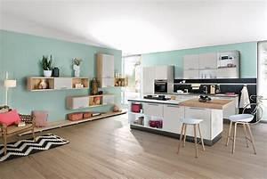 Großes Waschbecken Küche : grosse oder kleine k che mit diesen profitipps planen ~ Michelbontemps.com Haus und Dekorationen