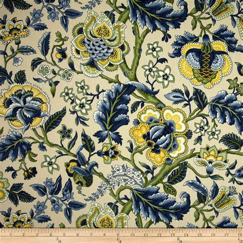 waverly imperial dress twill blue discount designer