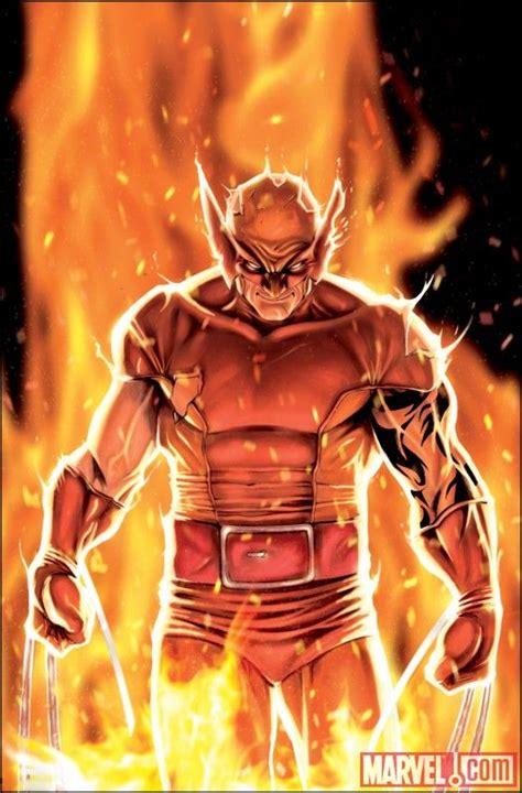 Wolverine Comic Art  Wolverine,comic Book Art,fire