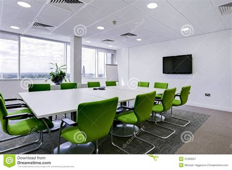 free office modern office boardroom stock image image of white nobody 21569557