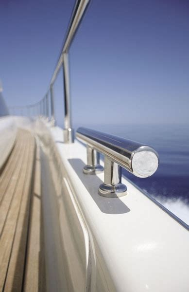 Boat Tower Hinges by Marine Use Shine Inc