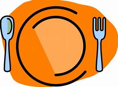 Sendok Spoon Piring Fork Garpu Plate Clip