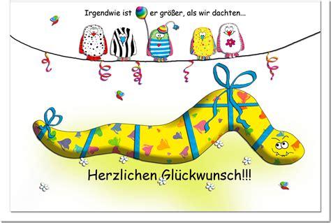 Geburtstagskarten  Grußkarten Geburtstag Bücherwurm