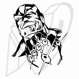 Gauntlet Infinity Outline Thanos Drawing Easy Etsy sketch template