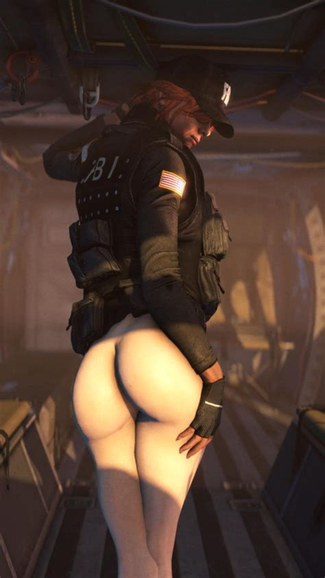 rainbow six siege ~ rule 34 update issue 4 [7 new pics by bravo44] nerd porn