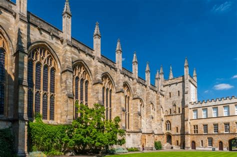 New College, Oxford University