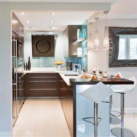 Outstanding Spacesaving Solutions For Small Kitchens