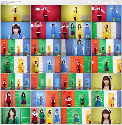 jkpop yui horie coloring hdtv  onlyric