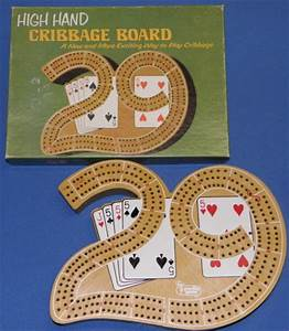 pacific games 29 high hand cribbage board With 29 cribbage board template