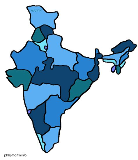 indian clipart free india clip by phillip martin map of india clip