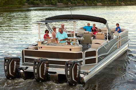 Dodici Pontoon by 2016 Premier 310 Dodici Power Boats Outboard Montgomery