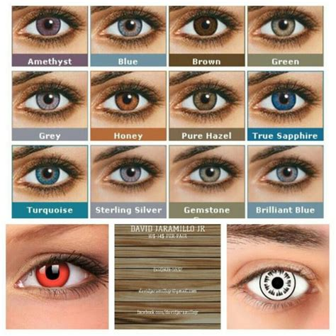 freshlook colored contacts freshlook accessories color contacts and colors