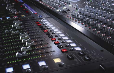Sound, Lighting, Backline, Staging
