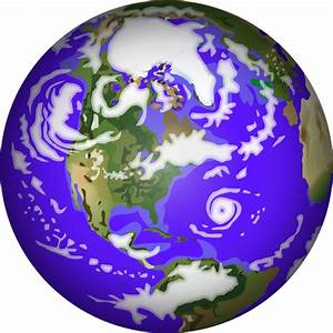 Planet Earth Clip Art at Clker.com - vector clip art ...
