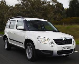 Skoda Yeti 77tsi Review