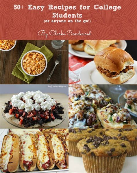 easy cuisine 50 easy recipes you will