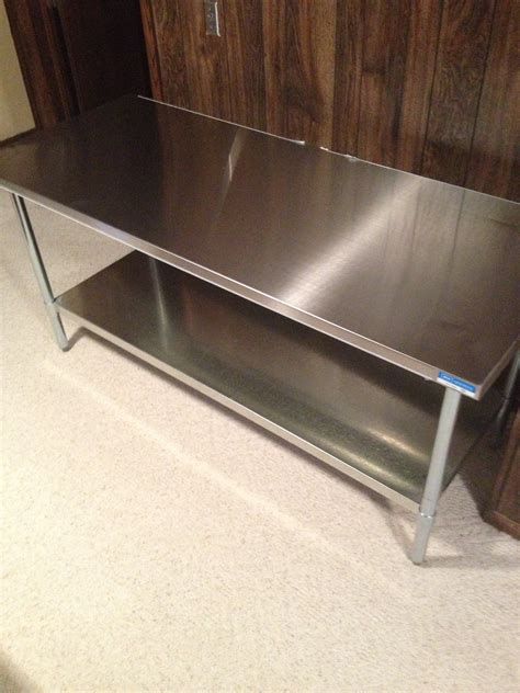 Db Restaurant Supply Stainless Steel Work Table With