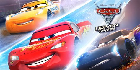 Car Image 2 by Cars 3 Driven To Win Nintendo Switch Nintendo
