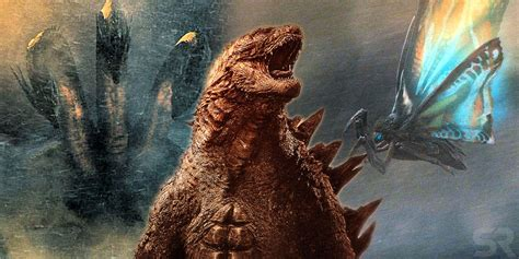 King Of The Monsters Toys Confirm Mothra Rumor