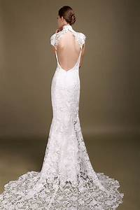 Wedding dresses with lace sleeves fashion trends styles for Wedding dress cuts