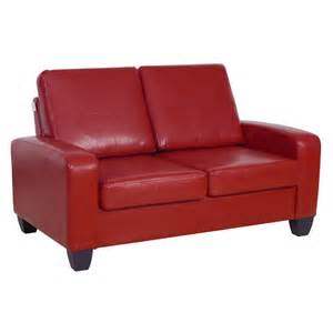 Office Furniture Warehouse Nz by Agretto Antique Faux Leather Small Sofa