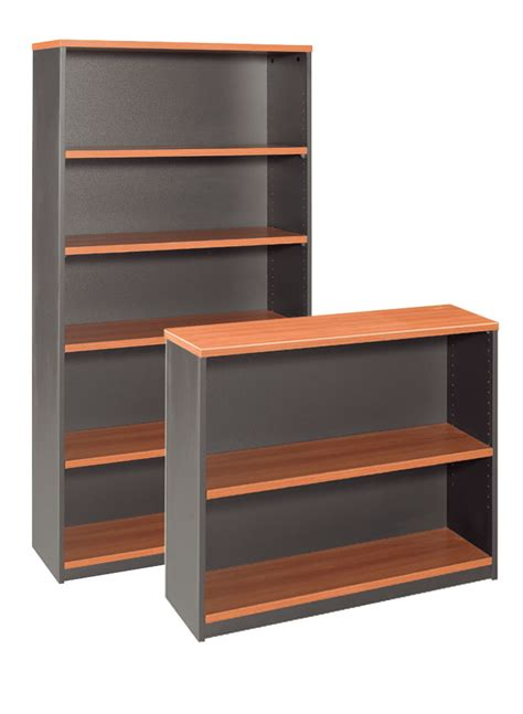 White Bookcase Melbourne by Essentials Express Open Bookcase 900h I Office Furniture