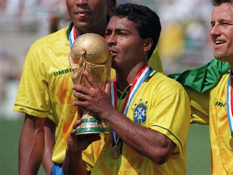 Brazil great Romario to run for Brazilian Football ...
