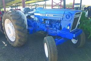 Ford 7600 Tractors For Sale In Freestate