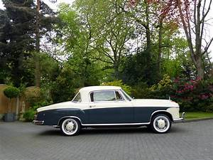 Mercedes 220 Coupe : 1958 mercedes 220s ponton coupe specialized vehicle solutions ~ Gottalentnigeria.com Avis de Voitures