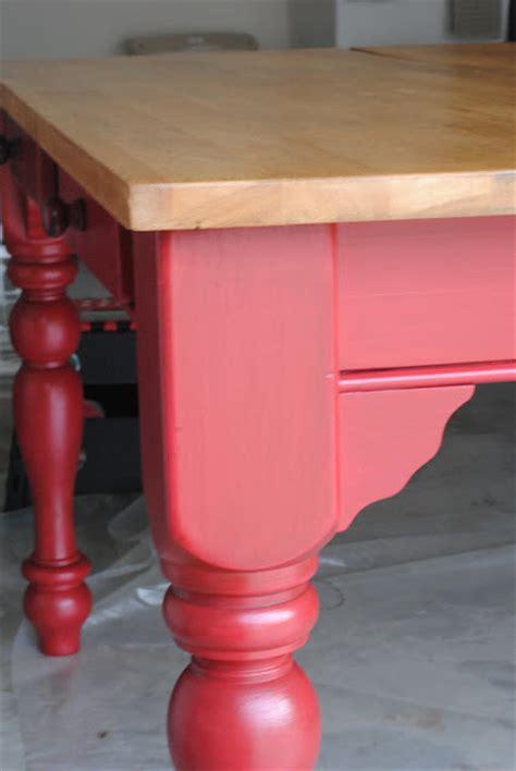 red kitchen table farmhouse atlanta  fanci seats