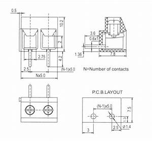 pcb terminal block pitch connector from china manufacturer With pcb printed circuit board manufacturer in china