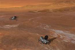 NASA May Decide This Year to Land a Drone on Saturn's Moon Titan – Dragonfly, if chosen, would aim to launch in 2025 and arrive at Titan in 2034…