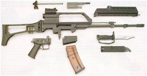 fusil de asalto  wikicharlie