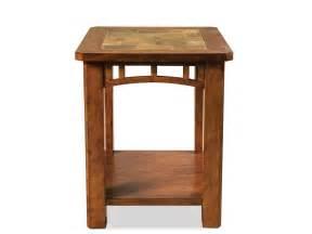 riverside living room side table 82909 fiore furniture company altoona pa