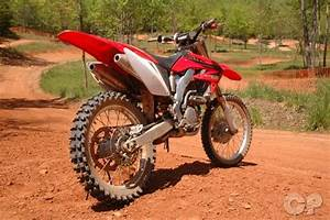 Crf250r Honda 2004-2009 Motorcycle Service Manual