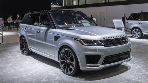 2020 Range Rover Sport by 2020 Range Rover Sport Hst New York 2019 Photo Gallery