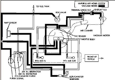 1990 jeep wrangler vacuum diagram