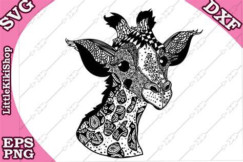 The files suitable with any cutting machine such as silhouette cameo, cricut design space, brother, sizzix vagabond, gemini, etc. Baby Giraffe Svg, MANDALA GIRAFFE SVG, Zentangle Giraffe ...