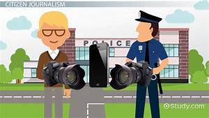 What is Citizen... Journalism Definition