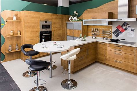 Schmidt Küchen-musterküche Zeitlose, Gemütliche Küche Mit