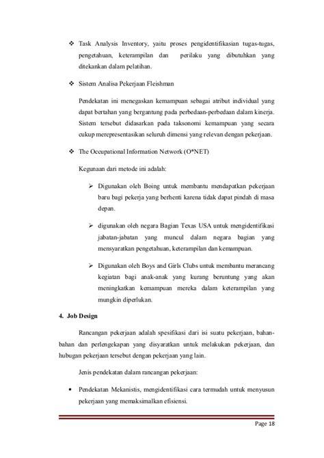 makalah resume materi msdm stratejik docx