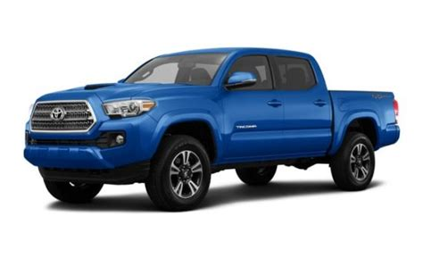 2019 Toyota Tacoma Review Msrp Price, Interior, Mpg 2018