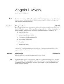 sle resume that i can copy and paste copy and paste resume template best free home design idea inspiration