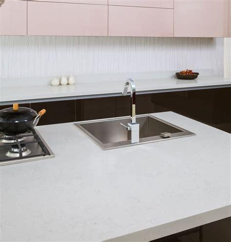 msi fairy white quartz countertops   white