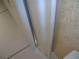 Renforcer Porte D Entrée : porte d 39 entr e alu et pvc neuve qui travaille 25 messages ~ Premium-room.com Idées de Décoration