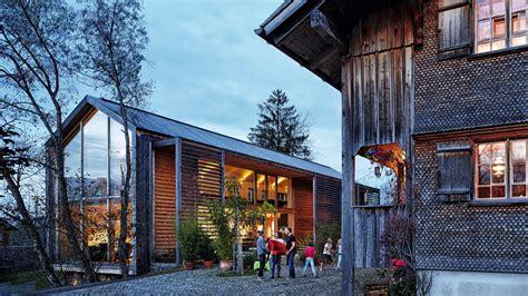 Architektur Und Baukultur  Urlaub In Vorarlberg, Österreich
